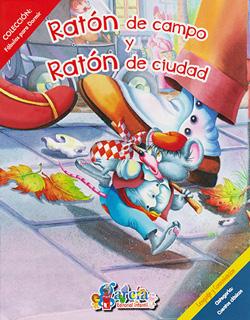 RATON DE CAMPO Y RATON DE CIUDAD (C.)