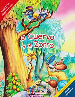 EL CUERVO Y EL ZORRO (C.)