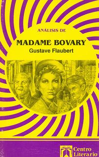 ANALISIS DE MADAME BOVARY