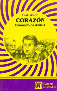 ANALISIS DE CORAZON DIARIO DE UN NIÑO