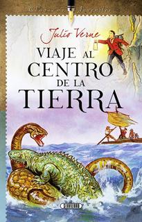 VIAJE AL CENTRO DE LA TIERRA (CLASICOS JUVENILES)