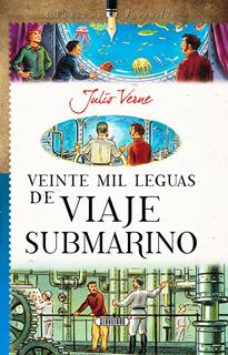 VEINTE MIL LEGUAS DE VIAJE SUBMARINO (CLASICOS...