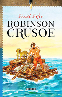 ROBINSON CRUSOE (CLASICOS JUVENILES)