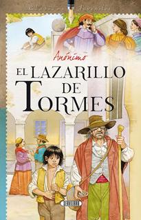 EL LAZARILLO DE TORMES (CLASICOS JUVENILES)