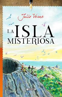 LA ISLA MISTERIOSA (CLASICOS JUVENILES)