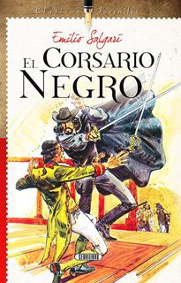 EL CORSARIO NEGRO (CLASICOS JUVENILES)