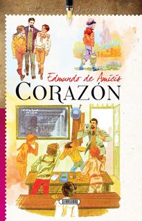 CORAZON (CLASICOS JUVENILES)