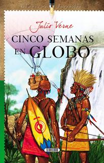 CINCO SEMANAS EN GLOBO (CLASICOS JUVENILES)