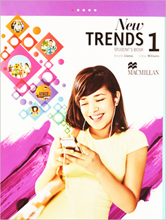 NEW TRENDS 1 STUDENTS BOOK (INCLUDE CD)