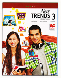 NEW TRENDS 3 STUDENTS BOOK (INCLUDE CD)