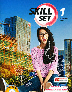 SKILL SET 1 STUDENTS BOOK (INCLUYE CD)
