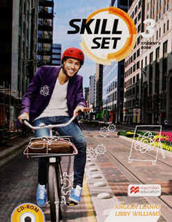 SKILL SET 3 STUDENTS BOOK (INCLUYE CD)