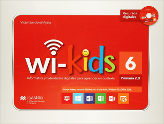WI KIDS 6 PRIMARIA 2.0 (INCLUYE CD)