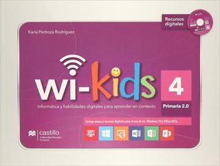 WI KIDS 4 PRIMARIA 2.0 (INCLUYE CD)