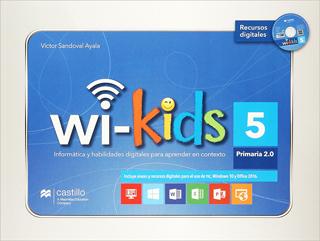WI KIDS 5 PRIMARIA 2.0 (INCLUYE CD)