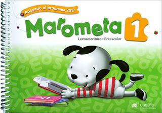 MAROMETA 1 LECTOESCRITURA + CUADERNO DE TRAZOS