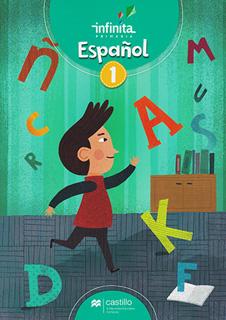 ESPAÑOL 1 PRIMARIA INFINITA (INCLUYE CUADERNO DE...