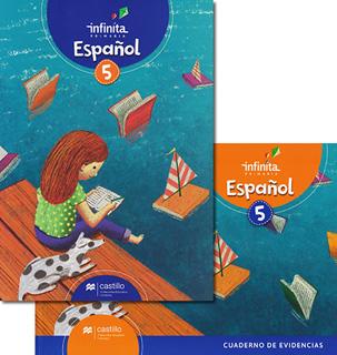 ESPAÑOL 5 PRIMARIA INFINITA (INCLUYE CUADERNO DE...
