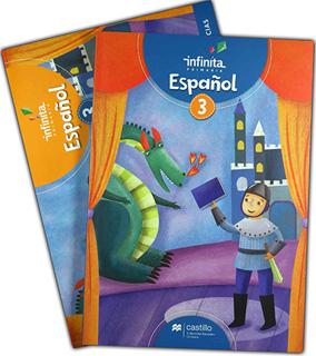 ESPAÑOL 3 PRIMARIA INFINITA (INCLUYE CUADERNO DE...