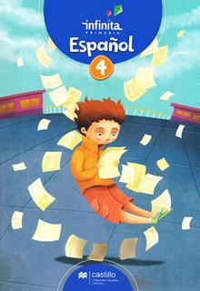 ESPAÑOL 4 PRIMARIA INFINITA (INCLUYE CUADERNO DE...