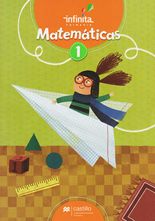 MATEMATICAS 1 PRIMARIA INFINITA (INCLUYE CUADERNO...