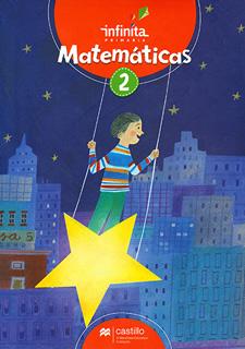 MATEMATICAS 2 PRIMARIA INFINITA (INCLUYE CUADERNO...