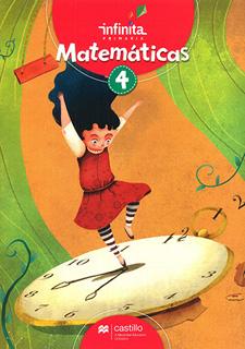 MATEMATICAS 4 PRIMARIA INFINITA (INCLUYE CUADERNO...