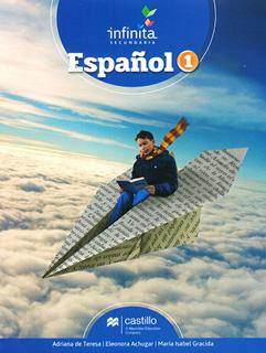ESPAÑOL 1 SECUNDARIA INFINITA (INCLUYE CUADERNO DE EVIDENCIAS)