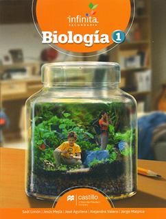 BIOLOGIA 1 SECUNDARIA INFINITA (INCLUYE CUADERNO DE EVIDENCIAS)