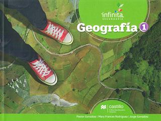 GEOGRAFIA 1 SECUNDARIA INFINITA (INCLUYE CUADERNO...