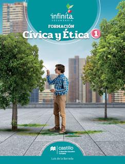 FORMACION CIVICA Y ETICA 1 SECUNDARIA INFINITA (INCLUYE CUADERNO DE EVIDENCIAS)