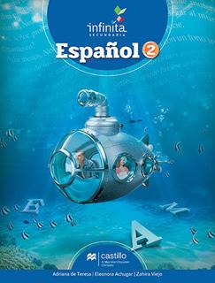 ESPAÑOL 2 SECUNDARIA INFINITA (INCLUYE CUADERNO...