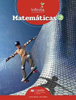 MATEMATICAS 2 SECUNDARIA INFINITA (INCLUYE...