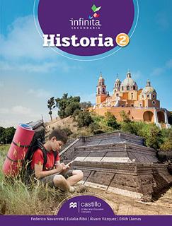 HISTORIA 2 SECUNDARIA INFINITA (INCLUYE CUADERNO...