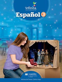 ESPAÑOL 3 SECUNDARIA INFINITA (INCLUYE CUADERNO...