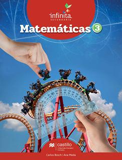 MATEMATICAS 3 SECUNDARIA INFINITA (INCLUYE...