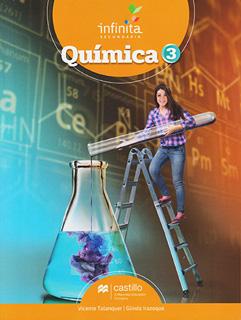 QUIMICA SECUNDARIA INFINITA (INCLUYE CUADERNO DE...