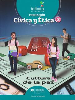FORMACION CIVICA Y ETICA 3 INCLUYE CUADERNO DE...