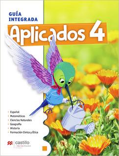 APLICADOS 4 GUIA INTEGRADA PACK 2019 (INCLUYE SOY...