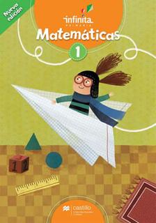 MATEMATICAS 1 PRIMARIA INFINITA EDICION 2020...