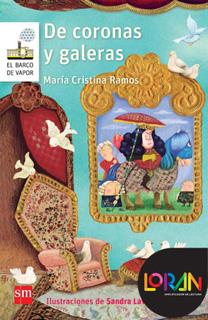 DE CORONAS Y GALERAS INCLUYE LICENCIA LORAN (SERIE BLANCA)