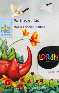 PATITAS Y ALAS INCLUYE LICENCIA LORAN (SERIE AZUL)