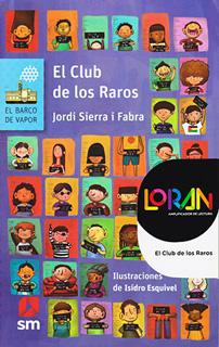EL CLUB DE LOS RAROS (INCLUYE LICENCIA LORAN)