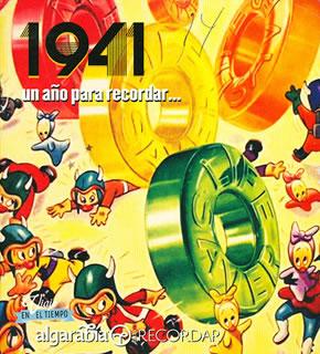 UN AÑO PARA RECORDAR... 1941