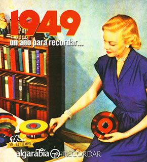 UN AÑO PARA RECORDAR... 1949