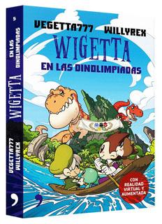 WIGETTA (5) EN LAS DINOLIMPIADAS + 3D