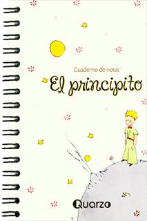 CUADERNO DE NOTAS EL PRINCIPITO (PASTA SUAVE)