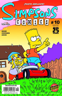 SIMPSONS COMICS 10