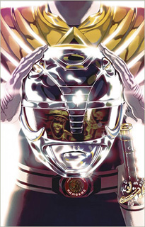 MIGHTY MORPHIN POWER RANGER 5
