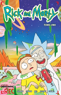 RICK AND MORTY TOMO UNO